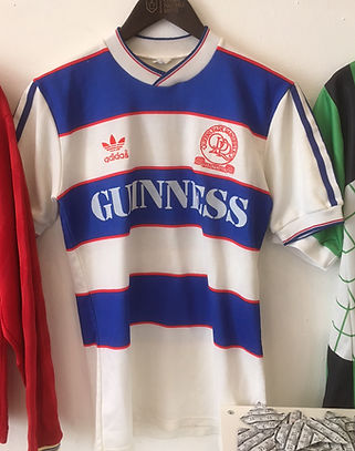 Queens Park Rangers Home 1983-84