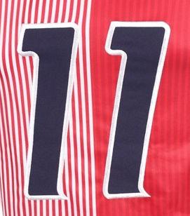 11 Classic Football Shirts Denmark