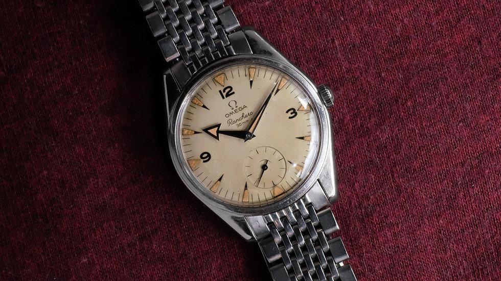 1958 Omega Ranchero 2990-1 'cream dial'