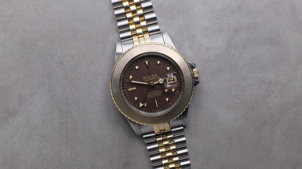 1978 Rolex GMT-Master Ref. 1675 'Nipple dial' with Service paper