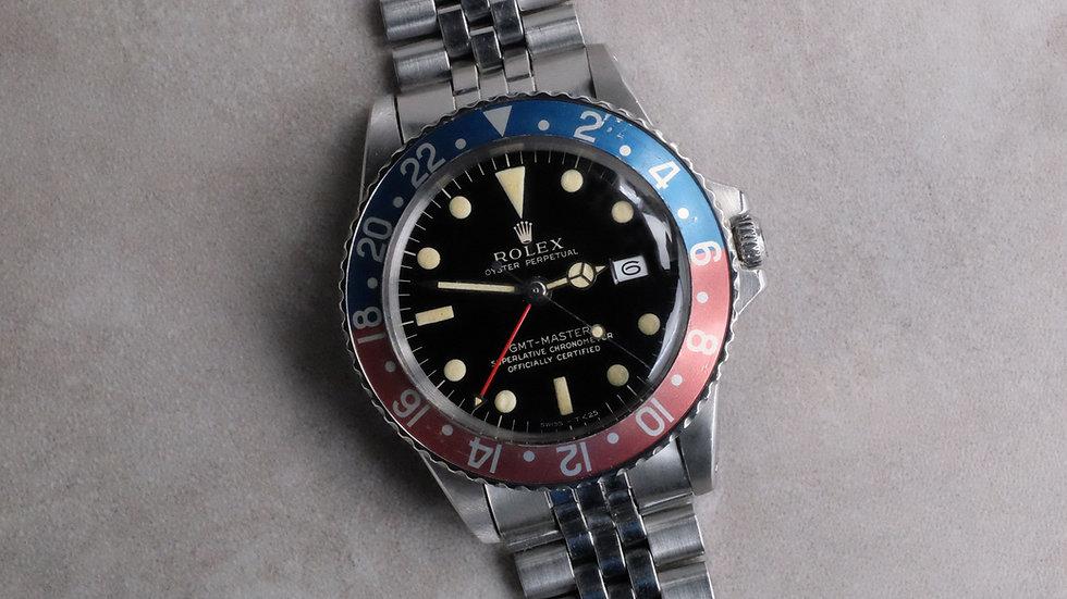 1966 Rolex GMT-Master Ref. 1675 'Gilt dial'