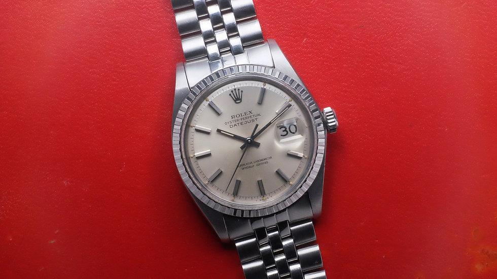 1969 Rolex Datejust Ref. 1603 'Pie-Pan Dial'