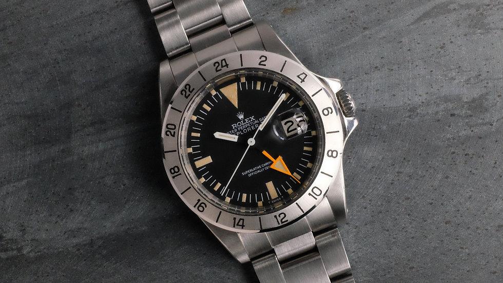 1972 Rolex Explorer II Ref. 1655 'Freccione' MK1 'Straight Hand'