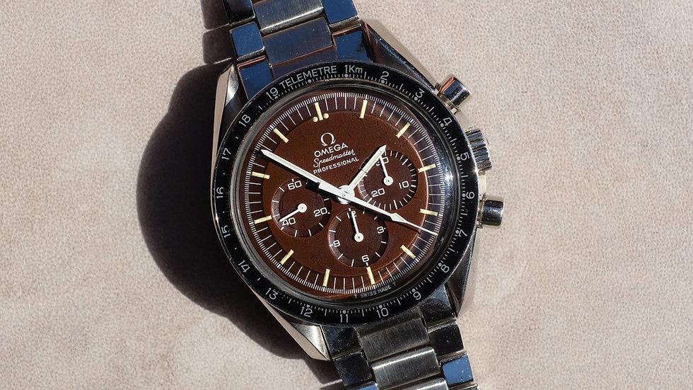 Omega Speedmaster Ref. 145.022-69 'Tropical dial'