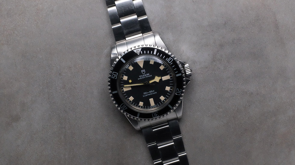 1979 Tudor Submariner 'Snowflake' Ref. 94010