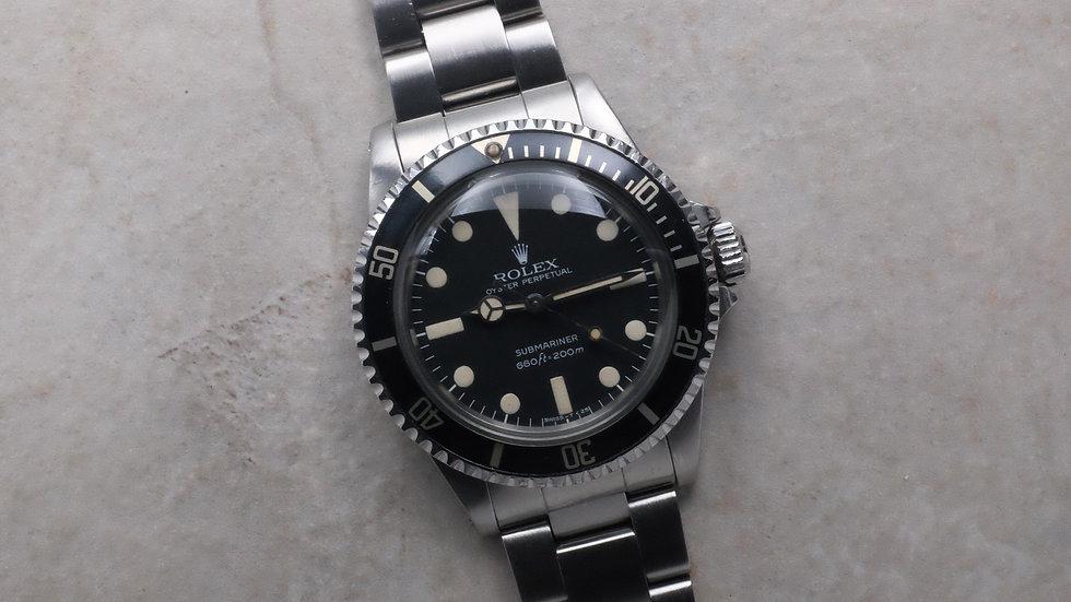 1981 Rolex Submariner Ref. 5513 'Maxi dial MK II'