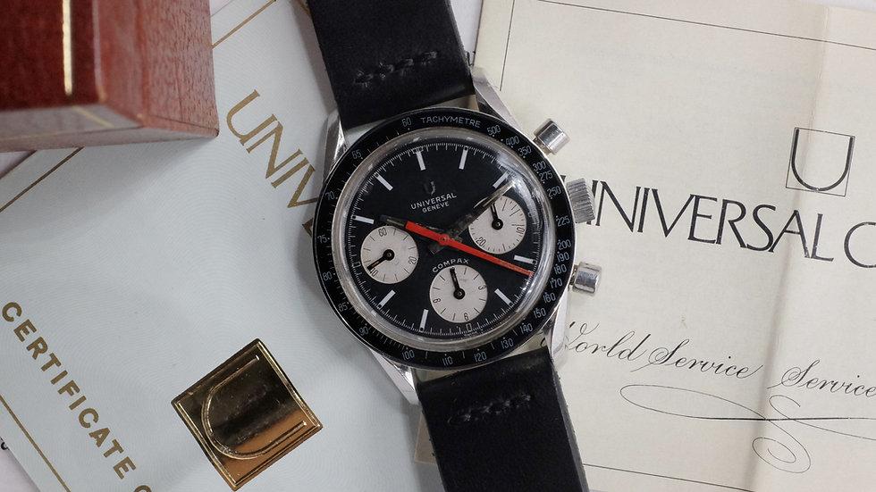 Universal Genève Compax Chronograph 'Evil Nina'  MK1 Full Set