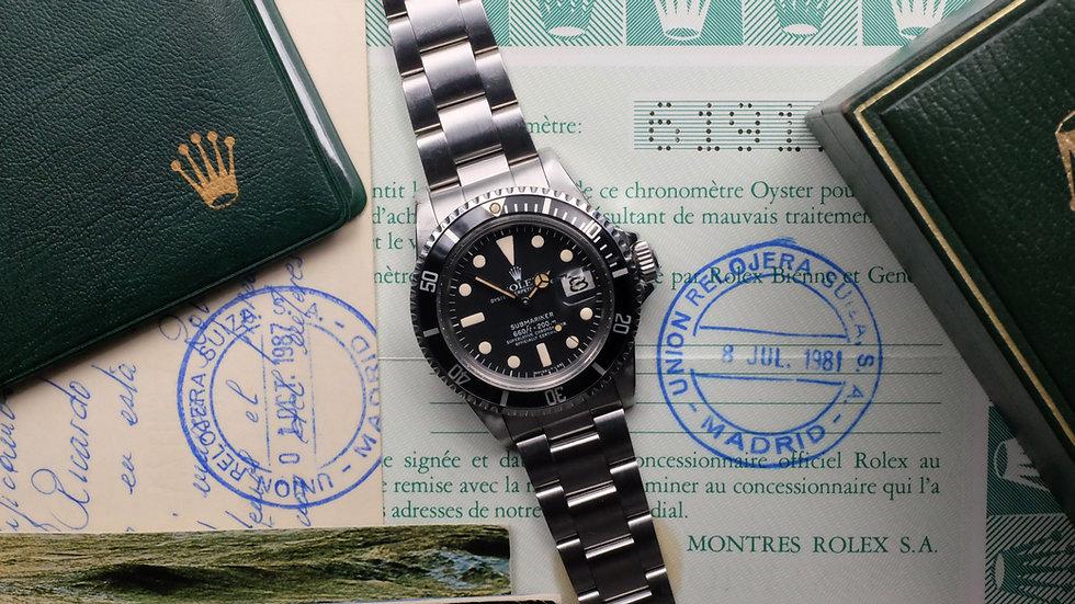 1979 Rolex Submariner Ref. 1680 'MK 1' Full Set
