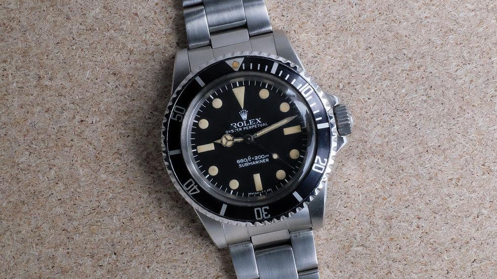 1978 Rolex Submariner Ref. 5513 'Maxi Dial' MK1