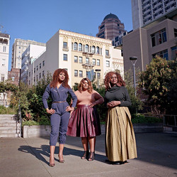 OUT Magazine: Black Trans Women Crea