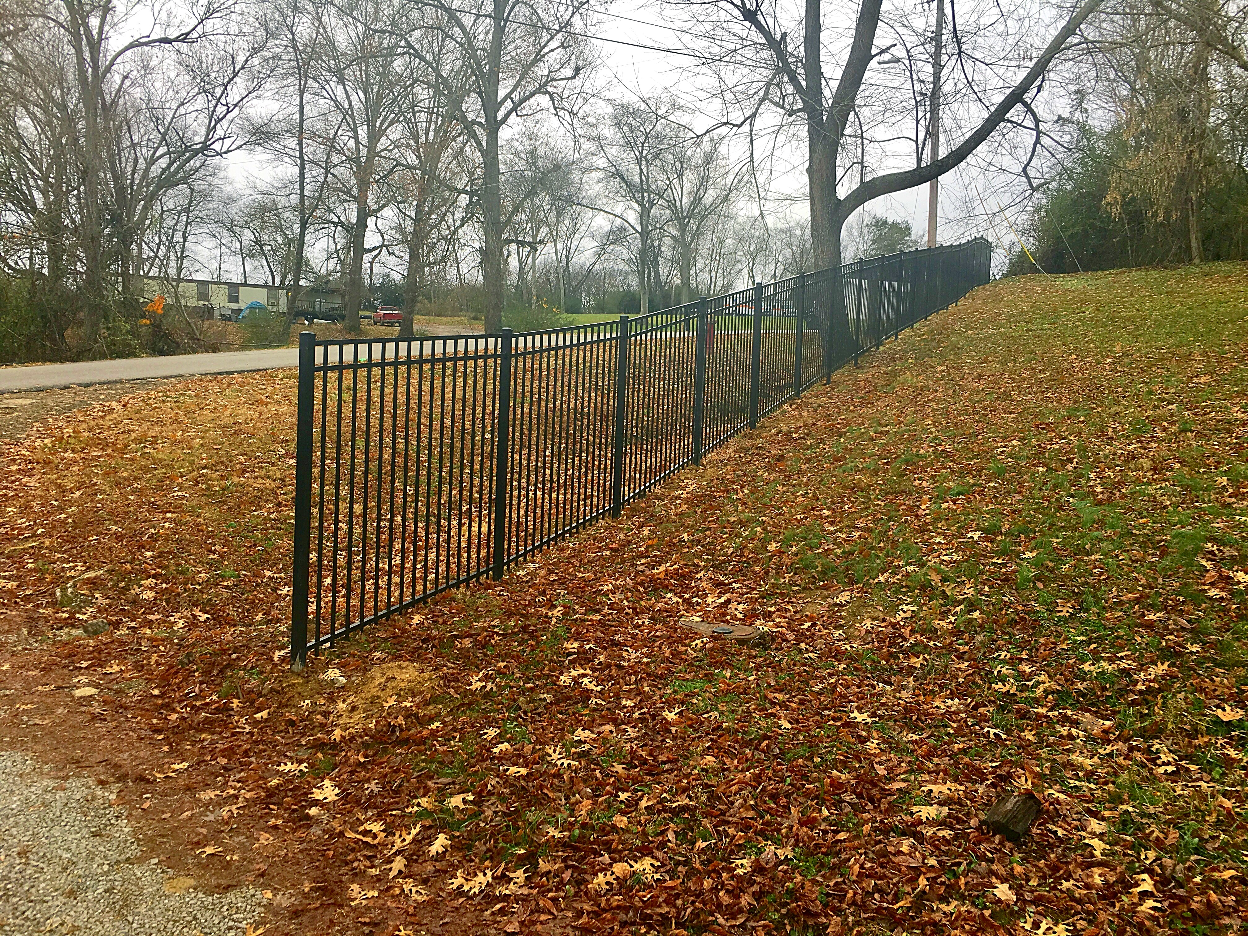 6ft Aluminum Fence