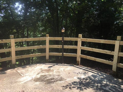 4ft / 3-Board Farm Fence