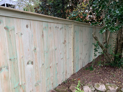 Cap&Trim Table Top Fence