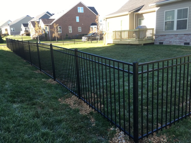 4ft Aluminum Fence