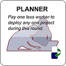Example of a skill tile from the IT capacity planning game DEPLOY!