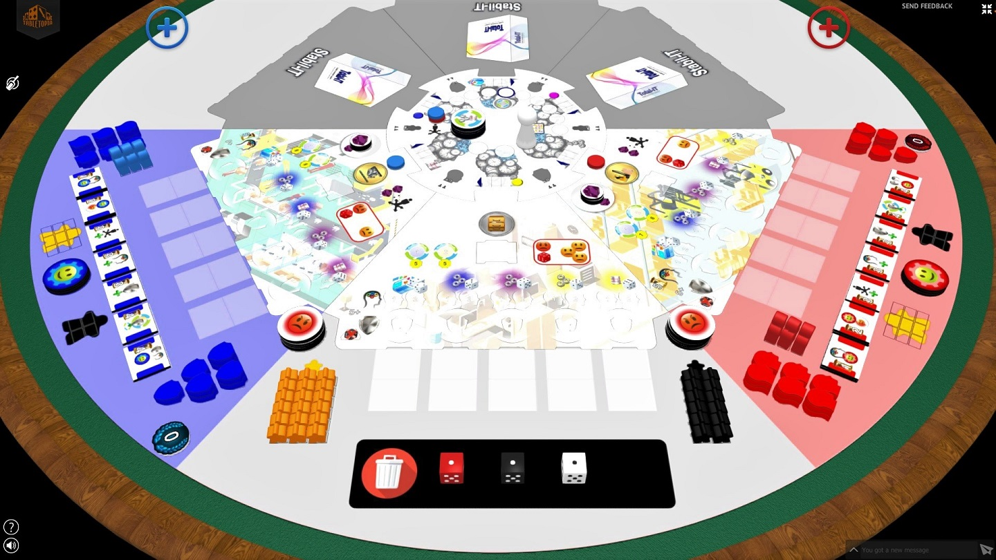 Stabil-IT 2-Player setup on-line correct