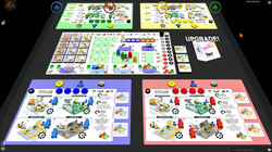 UPGRADE! 4-player setup corrected M