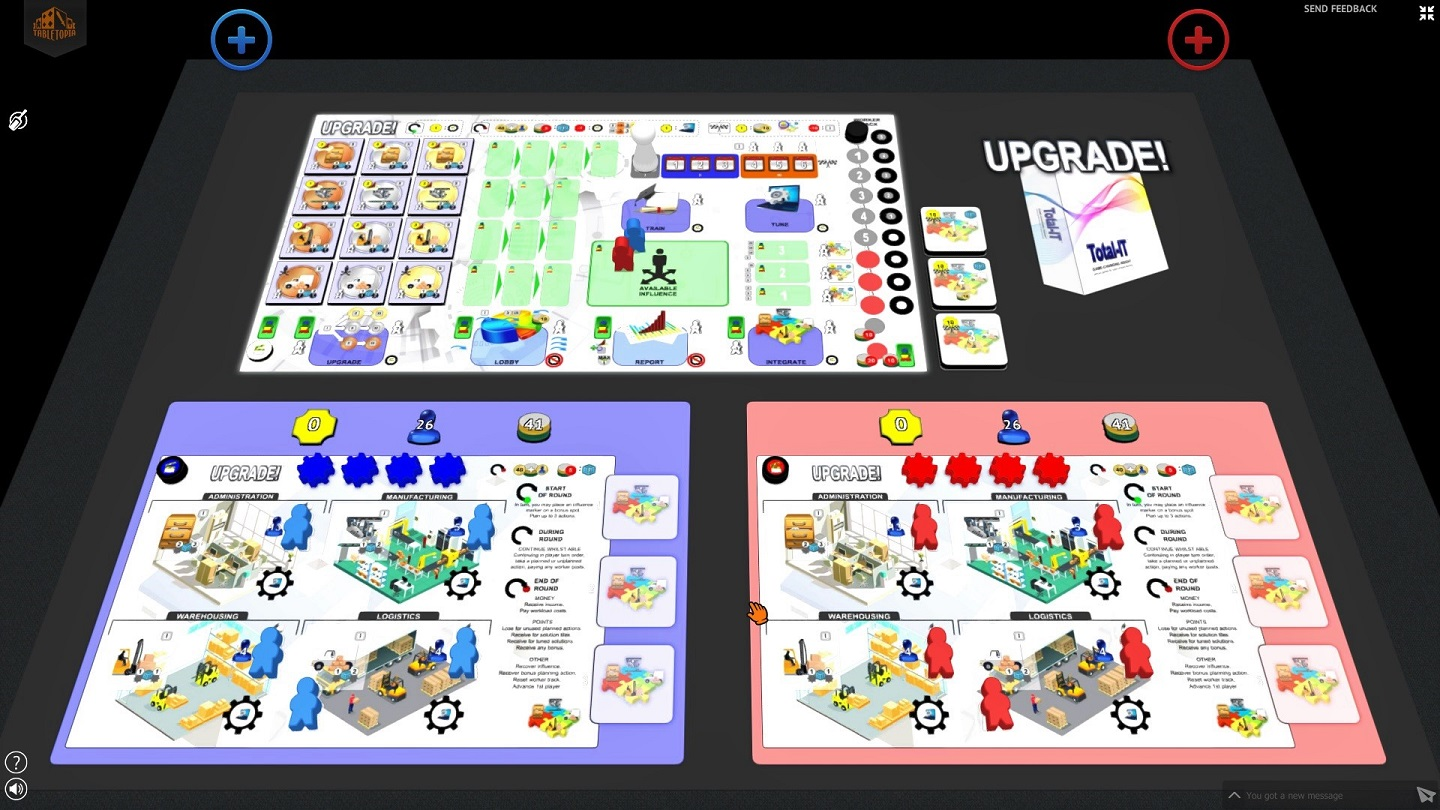 Explore strategic planning with UPGRADE! online