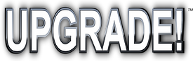 Logo for the strategic planning and demand management applied game: UPGRADE!