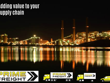 Manufacturing - Adding Value to your Supply Chain