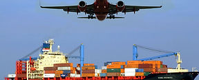 Prime Sea & Air Freight International deliveries
