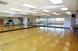 Dance Studio at Community Center