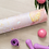 Thumbnail: SERENE - THE SOPHISTICATED 5MM : PINK AND GOLD MARBLE