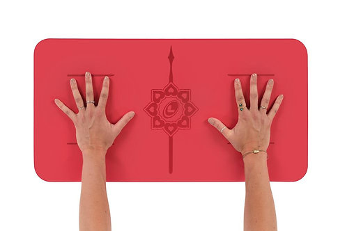 LIFORME - THE LIFORME YOGA PAD : RED