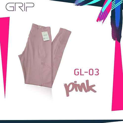 GRIP ACTIVEWEAR : LEGGING GL03 - PINK