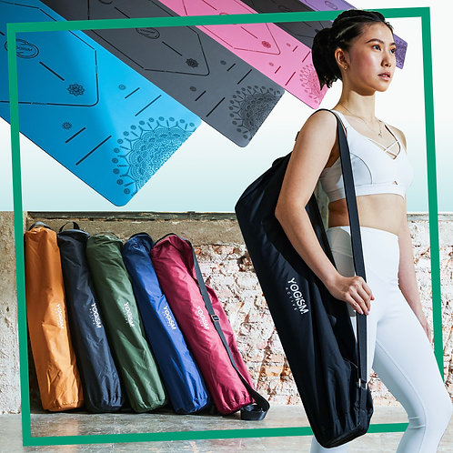 YOGISM BUNDLE : 'MANDALA' MAT & BAG