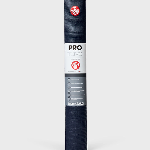 MANDUKA PRO TRAVEL YOGA MAT 2.5MM- MIDNIGHT
