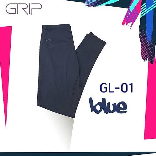 GRIP ACTIVEWEAR : LEGGING GL01 - BLUE