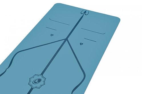 LIFORME - YOGA MAT 4.2MM : BLUE
