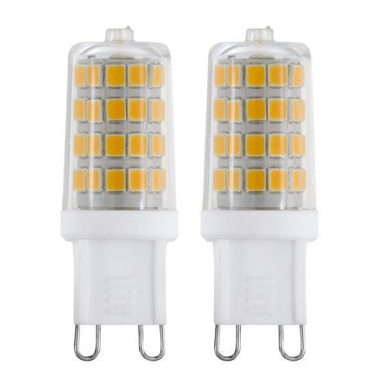 LAMPADINA G9 (pacco  con 2  lampadine )