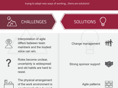 AGILE CHALLENGES & SOLUTIONS
