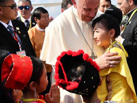 RESUMEN DE LOS 5 PRIMEROS DÍAS DEL VIAJE APOSTÓLICO DEL PAPA A MYANMAR Y BANGLADÉS