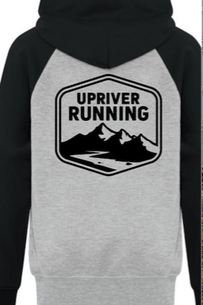 Unisex URR Logo Hoodie