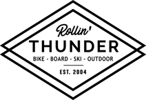 Rollin Thunder Black transparent logo.pn