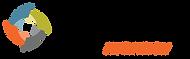 Tailwind-logo, black text, transparent b