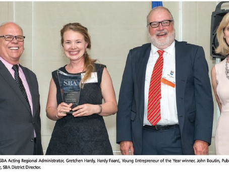 Brattleboro Woman Named Young Entrepreneur of the Year