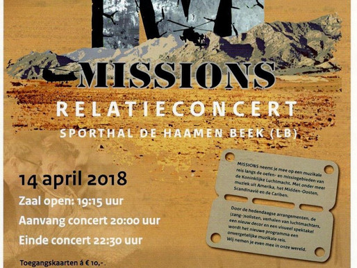 Sponsoring Concert