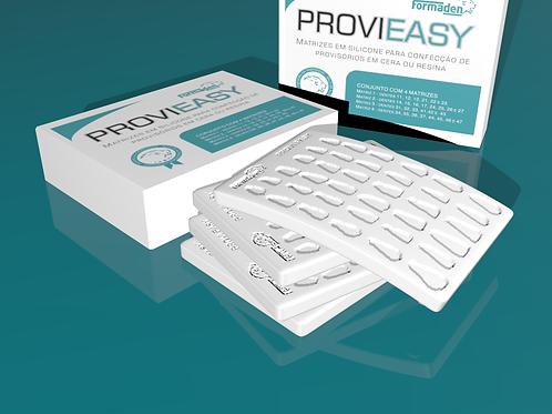 Matriz de silicone ProviEasy cx com 4