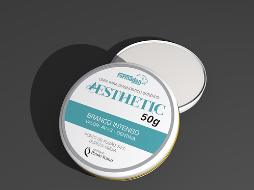 Aesthetic White Intense Wax 50g
