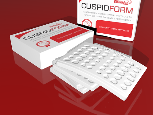 Silicon dies - CuspidForm - 4 units