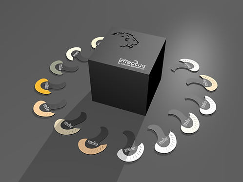 Effectus - Substrate Simulator | Kit with 13 Colors