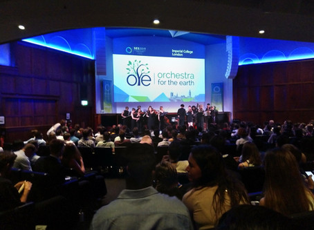 OFE Headlines opening of Student Energy Summit 2019