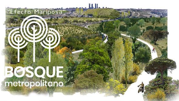 Bosque Metropolitano Noreste [Madrid]
