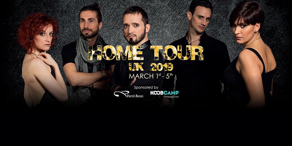 Home Tour UK 2019 - ILFRACOMBE