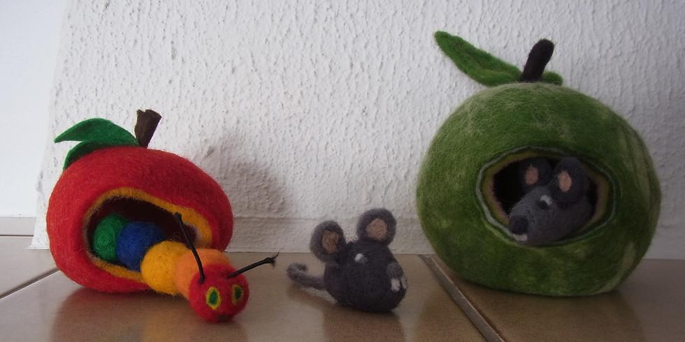 Trockenfilzen; Mäusefamilie