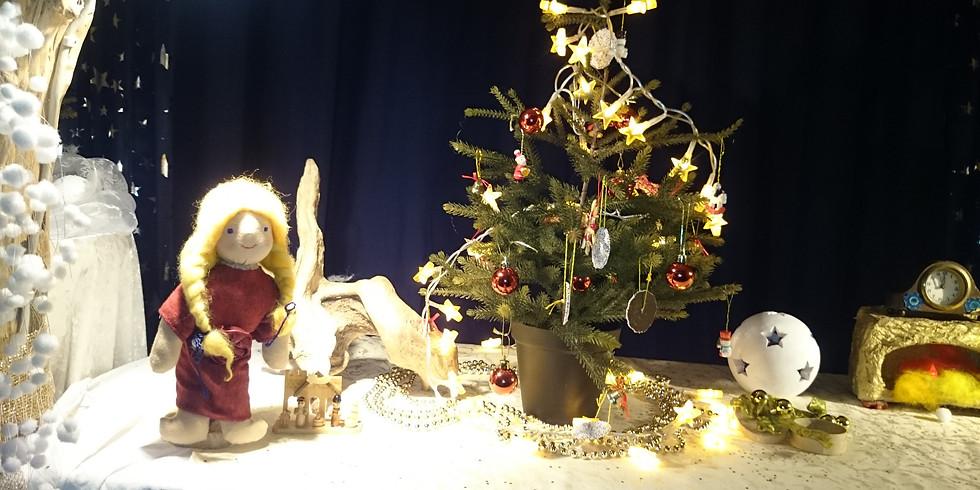 """Märchenvorstellung """"Eine Weihnachtliche Überraschung"""" (Juliane Barth)"""